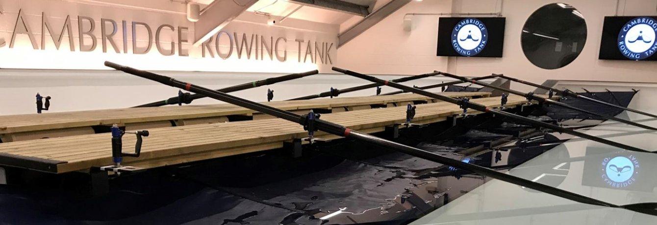 Cambridge Rowing Tank
