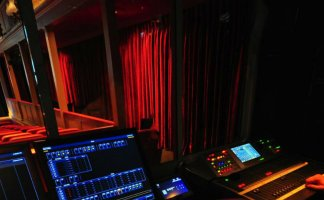 Audio and Film Recording in the Howard Theatre, Downing College