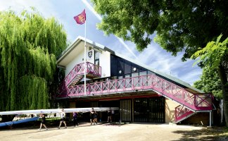 Downing College Boat House