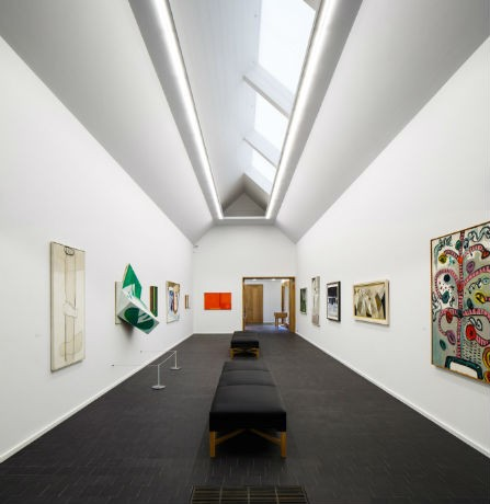 Heong Gallery Interior